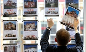 Estate Agents And For Sale Signs