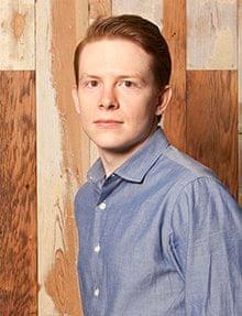 Lucas Gordon, crowdfunding entrepreneur.