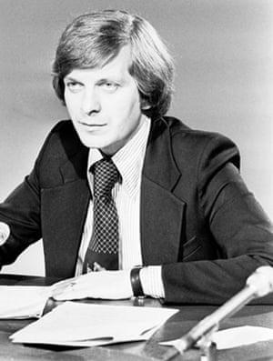 Manchester TV: Tony Wilson presents Granada Reports in 1975