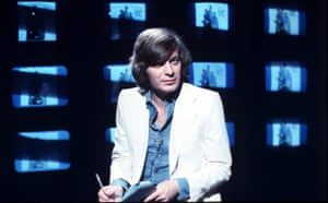 Manchester TV: Tony Wilson hosting So It Goes in 1976