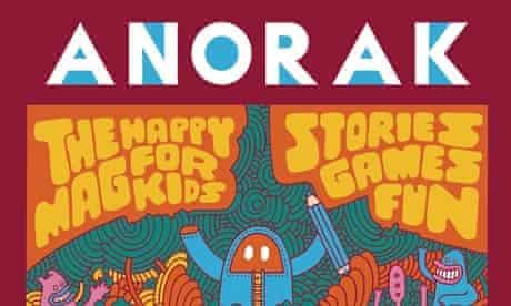 Anorak children's magazine - winter 2009