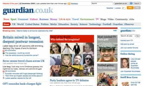 guardian.co.uk December 2009