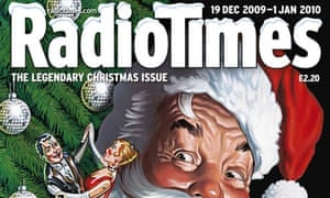 Christmas Radio.Christmas Radio Times Set To Bring In Nearly 7m In Revenue