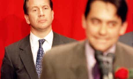 Michael Portillo and Stephen Twigg, 1997 general election