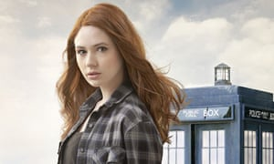 Karen Gillan will play the Doctor's companion in Doctor Who