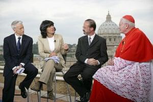 Amanpour: John Paul II 2005