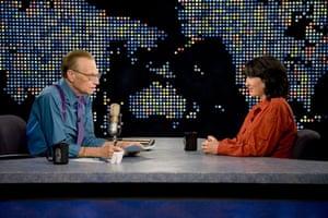 Amanpour: Larry King 2007