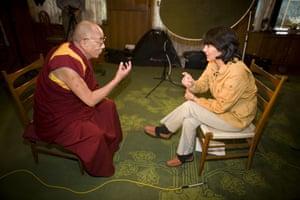 Amanpour: Dalai Lama 2008