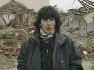Amanpour: Bosnia