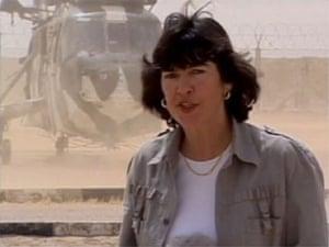 Amanpour: Iraq war