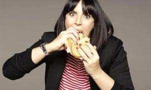 Anna Richardson, presenter of My Big Fat Diet
