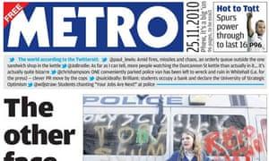 Metro - 25 November 2010
