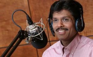 BBC Asian Network: Adev Parmar