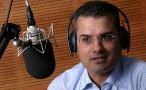 BBC Asian Network: Changis Raja