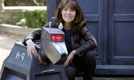 Elisabeth Sladen As Sarah Jane