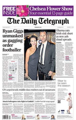 frontpagesgiggs: Daily Telegraph