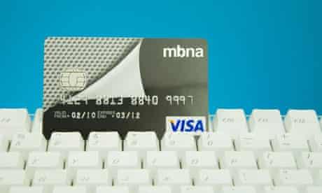 MBNA Credit card