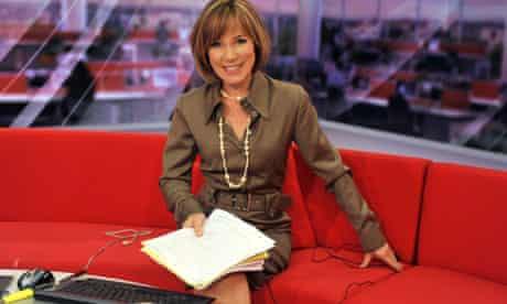 Sian Williams TV presenter on BBC Breakfast