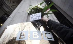 BBC World Service job cuts