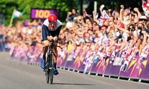 Great Britain's Bradley Wiggins
