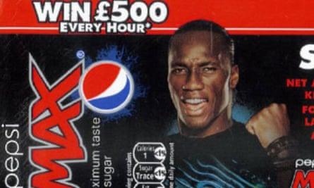 Pepsi Drogba