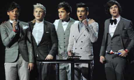 The Brit Awards - One Direction