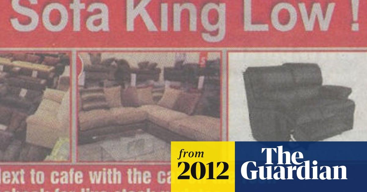 Sofa king 007
