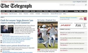Telegraph.co.uk publisher