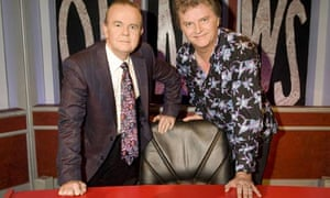 Have I Got News For You: Paul Merton and Ian Hislop