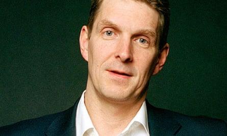 Stuart Taylor of GMG, Guardian Media Group