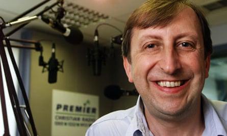 Peter Kerridge, chief executive of Premier Christian Radio.