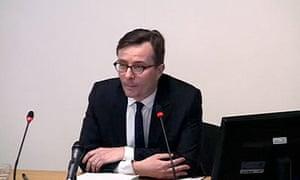 John Ryley Leveson Inquiry