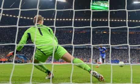 Champions League final 2012 Chelsea