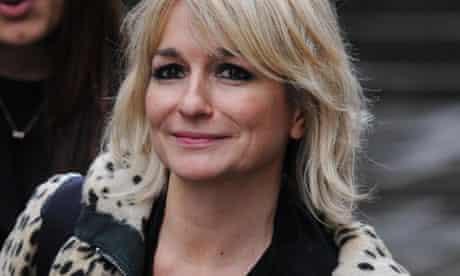 Lucie Cave, editor of Heat magazine
