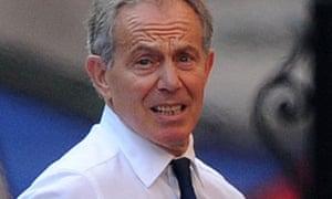 Tony Blair Leveson inquiry