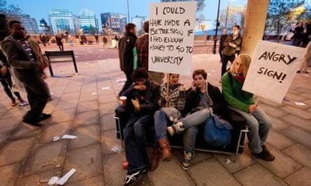 Anti-cuts protests