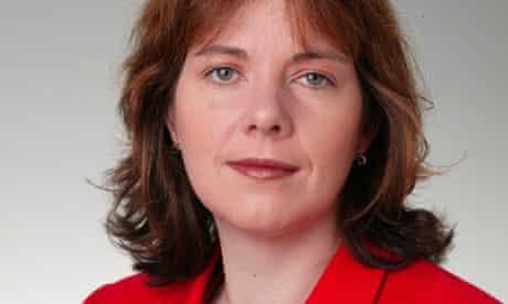 Former Labour MP Claire Ward