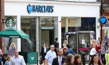 Barclays Headquarters As They Name Consumer Chief Jenkins CEO to Replace Diamond