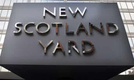 New Scotland Yard headquarters