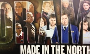 BBC North advert