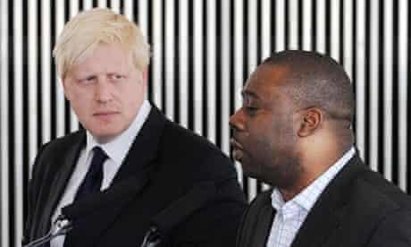 Ray Lewis Boris Johnson