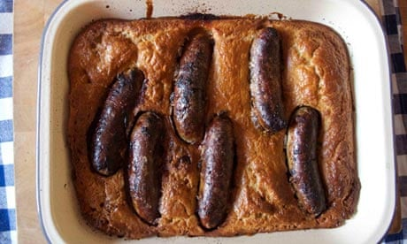 Felicity Cloake's perfect toad in the hole batter mix