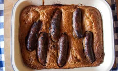 Perfect toad in the hole
