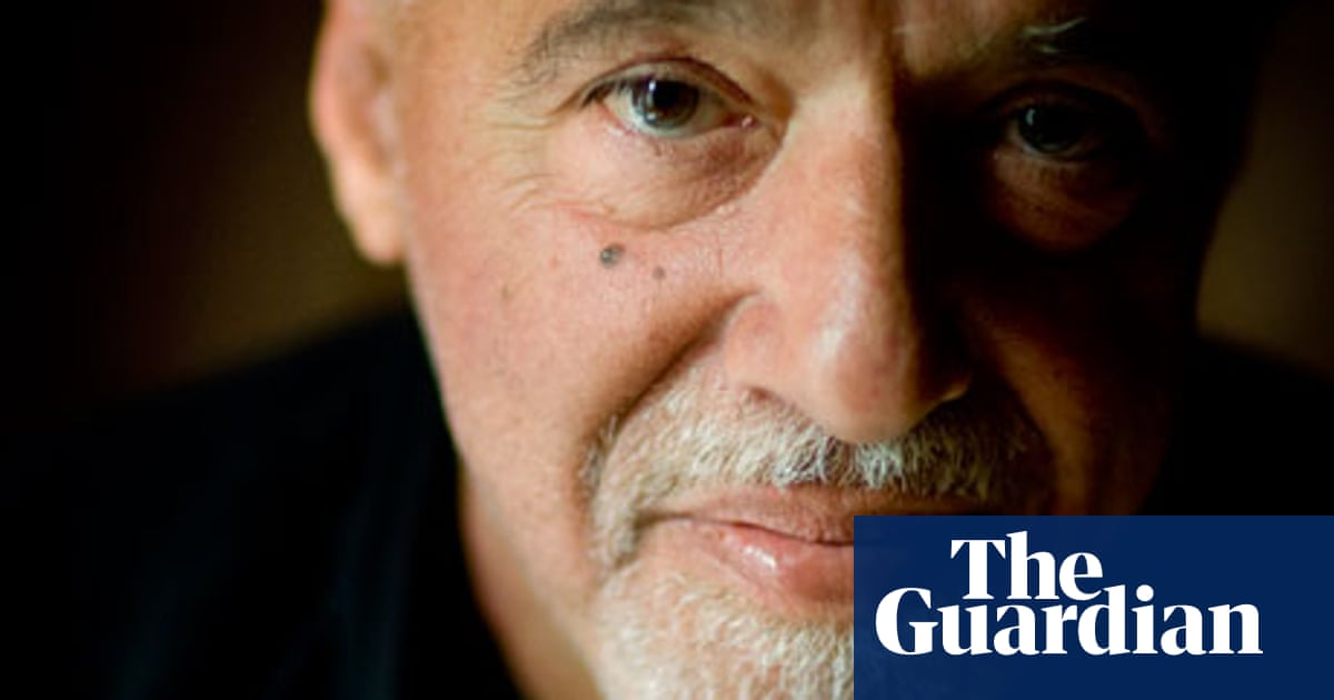 Paulo Coelho on Jesus, Twitter and the difference between