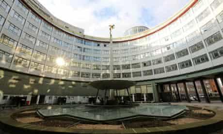 BBC Television Centre - exterior
