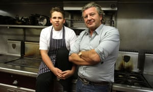 Britain's Youngest Head Chef