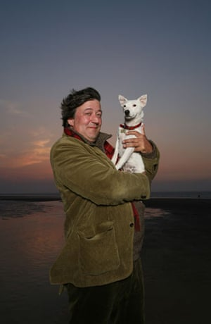 Fry and Laurie: Stephen Fry in Kingdom for ITV