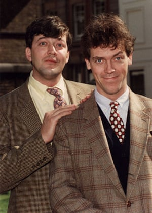 Fry and Laurie: Hugh Laurie and Stephen Fry