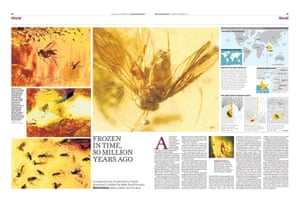 The Independent redesign: The Independent p32-33