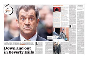 The Independent redesign: The Independent Viewspaper p12-13